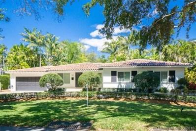 1525 Mendavia Ave, Coral Gables, FL 33146 - MLS#: A10429519