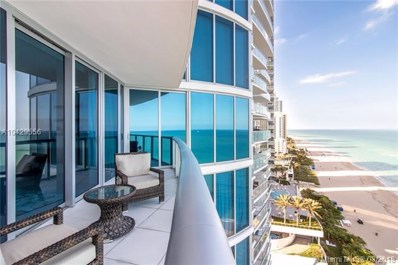 17001 Collins Ave UNIT 1804, Sunny Isles Beach, FL 33160 - MLS#: A10429556