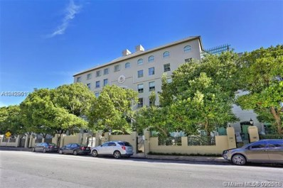 610 Valencia Ave UNIT 302, Coral Gables, FL 33134 - MLS#: A10429619