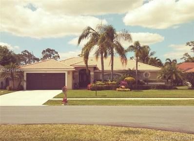 773 Blueberry Dr, Wellington, FL 33414 - MLS#: A10429799