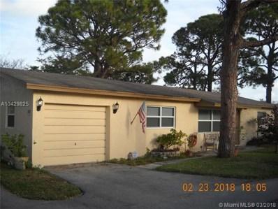 412 SW Natura Ave, Deerfield Beach, FL 33441 - MLS#: A10429825