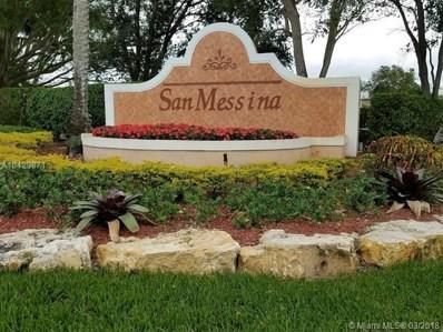 1800 Salerno Cr. UNIT 1800, Weston, FL 33327 - MLS#: A10429871
