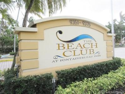 9365 Fontainebleau Blvd UNIT E222, Miami, FL 33172 - MLS#: A10429877