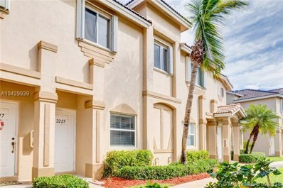 2225 SE 23rd Ave UNIT 2225, Homestead, FL 33035 - MLS#: A10429939