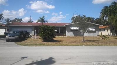 6130 SW 64 Ave, South Miami, FL 33143 - MLS#: A10429964
