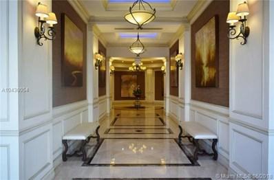 1805 Ponce De Leon Blvd UNIT 834, Coral Gables, FL 33134 - MLS#: A10430054