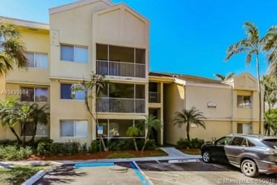 5740 Rock Island Rd UNIT 286, Tamarac, FL 33319 - MLS#: A10430084