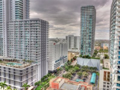 1080 Brickell Ave UNIT 1809, Miami, FL 33131 - MLS#: A10430222