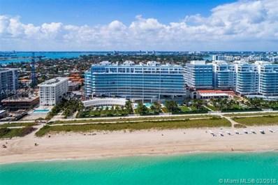 9001 Collins Ave UNIT 505-S, Surfside, FL 33154 - MLS#: A10430256
