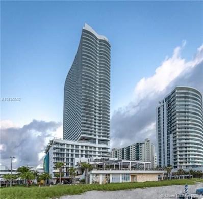4111 S Ocean Drive UNIT 2106, Hollywood, FL 33019 - MLS#: A10430302