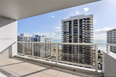 5700 Collins Ave UNIT 15N, Miami Beach, FL 33140 - MLS#: A10430367
