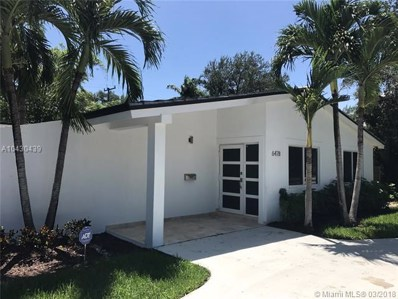 6478 Sunset Dr \/ Sw 72 St, South Miami, FL 33143 - MLS#: A10430439