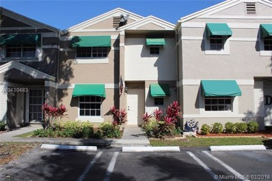 5170 SW 122nd Ter UNIT 5170, Cooper City, FL 33330 - MLS#: A10430483