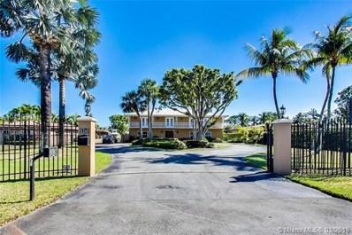 8240 SW 56 Street, Miami, FL 33155 - MLS#: A10430508