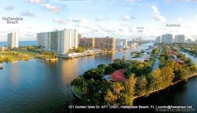 121 Golden Isles Dr UNIT 1207, Hallandale, FL 33009 - MLS#: A10430536