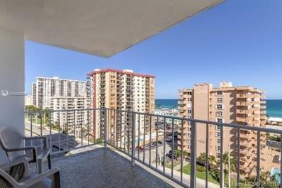 1410 S Ocean Dr UNIT 1002, Hollywood, FL 33019 - MLS#: A10430639