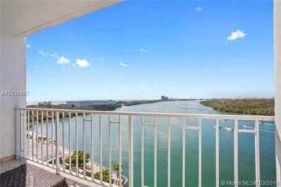 500 Bayview Dr UNIT 1026, Sunny Isles Beach, FL 33160 - MLS#: A10430807