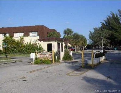 9108 SW 137th Ter UNIT F \/ 14-3, Miami, FL 33176 - MLS#: A10430819