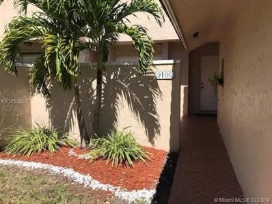 9106 SW 113th Place Cir E UNIT 9106, Miami, FL 33176 - MLS#: A10430827