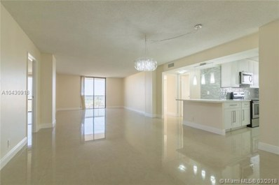 1500 S Ocean Dr UNIT 7K, Hollywood, FL 33019 - MLS#: A10430918