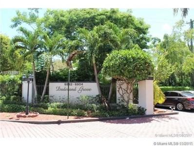 6900 N Kendall Dr UNIT A204, Pinecrest, FL 33156 - MLS#: A10431080