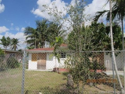 1185 NW 114th St, Miami, FL 33168 - MLS#: A10431184