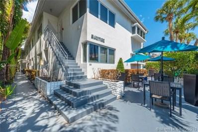 1616 Euclid Ave UNIT 5, Miami Beach, FL 33139 - MLS#: A10431234