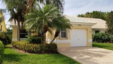 12906 Hampton Lakes Cir, Boynton Beach, FL 33436 - MLS#: A10431339