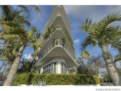 2001 Meridian Ave UNIT 306, Miami Beach, FL 33139 - MLS#: A10431366