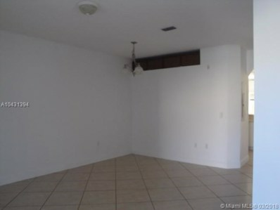 2218 SE 23rd Ter UNIT 2218, Homestead, FL 33035 - MLS#: A10431394