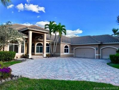170 Dockside Circle, Weston, FL 33327 - MLS#: A10431550