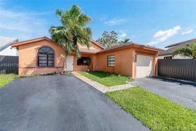 15535 SW 57th St, Miami, FL 33193 - MLS#: A10431712