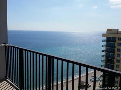 2301 S Ocean Dr UNIT 2207, Hollywood, FL 33019 - MLS#: A10431763