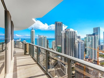 45 SW 9TH Street UNIT 4003, Miami, FL 33131 - MLS#: A10431768