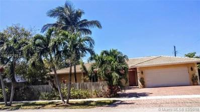 5701 NE 22nd Way, Fort Lauderdale, FL 33308 - MLS#: A10432157
