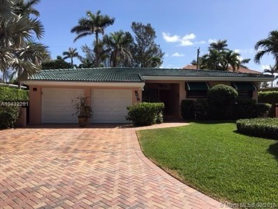 7601 Coquina Dr, North Bay Village, FL 33141 - MLS#: A10432201