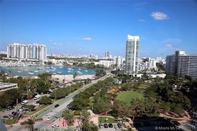3 Island Ave UNIT 14L, Miami Beach, FL 33139 - MLS#: A10432212