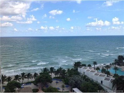 3001 S Ocean Dr UNIT 1113, Hollywood, FL 33019 - MLS#: A10432344