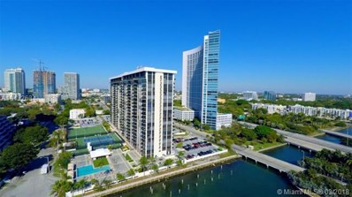 600 NE 36th St UNIT 1512, Miami, FL 33137 - MLS#: A10432634