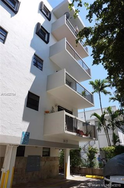 1617 Jefferson Ave UNIT 401, Miami Beach, FL 33139 - MLS#: A10432764