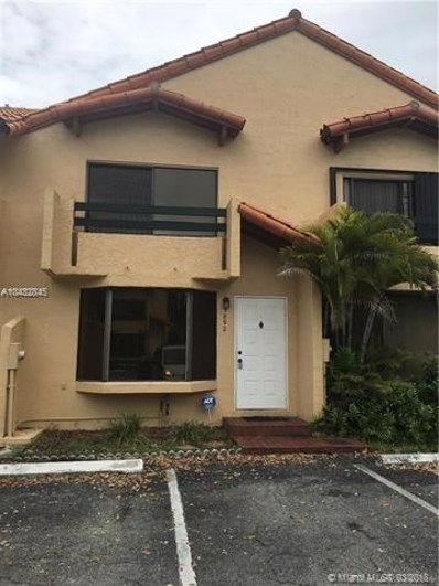 7892 SW 102 Ln UNIT 7892, Miami, FL 33156 - MLS#: A10432845