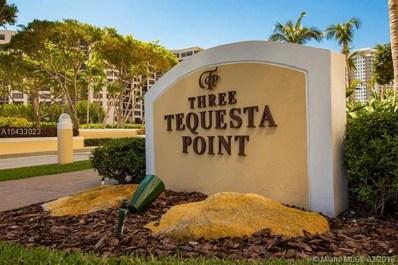 848 Brickell Key Dr UNIT 1001, Miami, FL 33131 - MLS#: A10433023