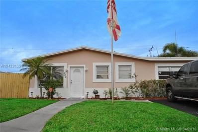 940 N 71 Avenue, Hollywood, FL 33024 - MLS#: A10433155
