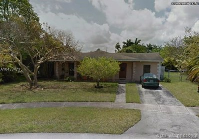 9120 SW 183rd Ter, Palmetto Bay, FL 33157 - MLS#: A10433473