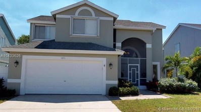 6891 Beacon Hollow Turn, Boynton Beach, FL 33437 - MLS#: A10433626