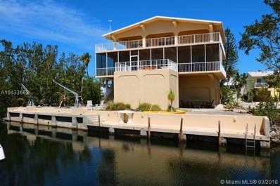 23 Center Lane, Other City - Keys\/Islands\/Car>, FL 33037 - MLS#: A10433662