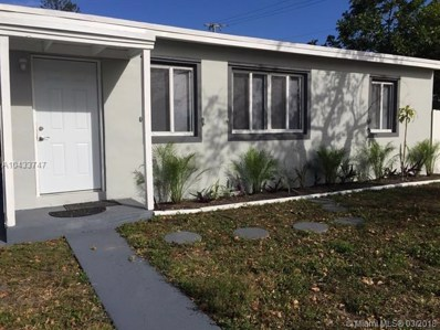3771 SW 46th Ave, West Park, FL 33023 - MLS#: A10433747