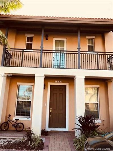 1142 SW 147th Ter UNIT 3, Pembroke Pines, FL 33027 - MLS#: A10433882