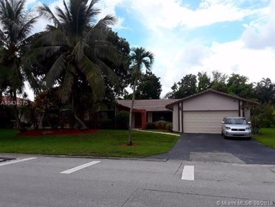 8884 NW 1st St, Coral Springs, FL 33071 - MLS#: A10434075