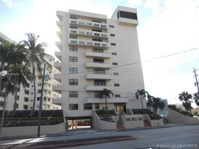 6830 Indian Creek Dr UNIT 5D, Miami Beach, FL 33141 - MLS#: A10434232